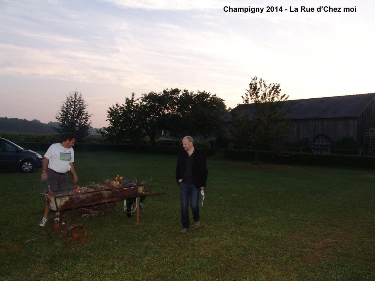 Foulées du Champigny 2014